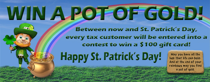 St Patricks Day Slideshow Page
